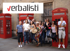 Verbalisti My London Language Program