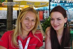 Elina Duni, Albanian jazz singer