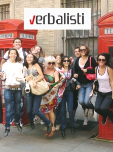 Verbalisti My London program