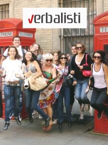 Verbalisti My London program
