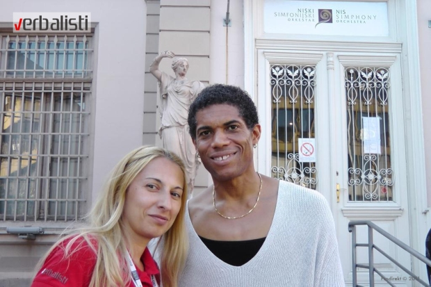 Stanley Jordan and his magic touch for Verbalisti language fans