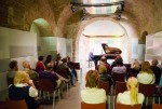 Concert in one of Mozart's homes
