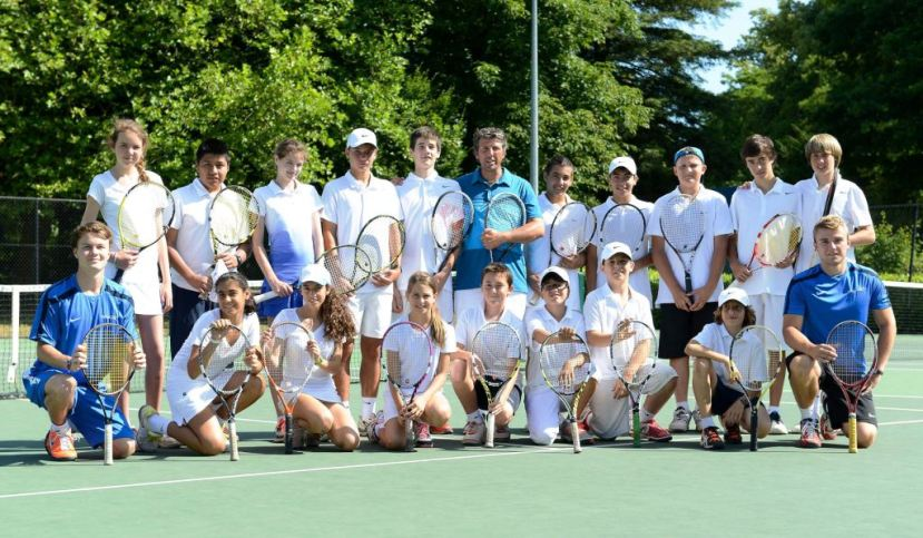 Nike Teams up with Prodirekt to Promote Its Tennis Camps in the Balkans