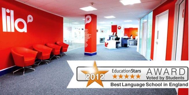 Best language school in England in 2013, lila, Verbalisti
