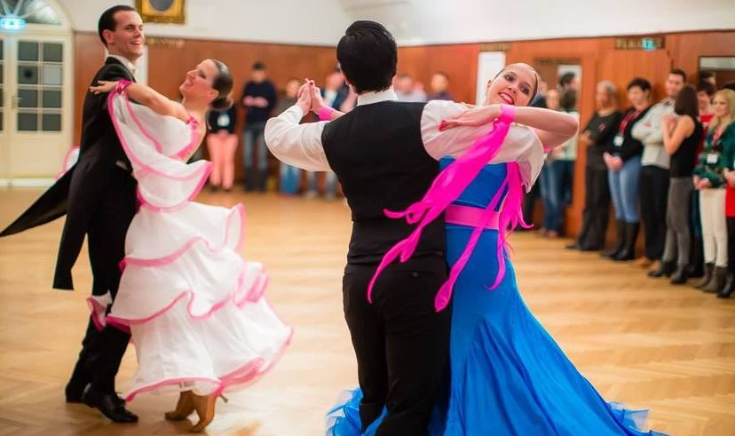 Doing Business while Learning to Waltz in Vienna