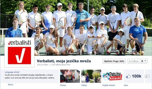 Verbalisti language network