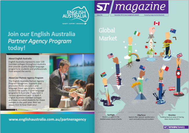 Language education and travel industry issues, Study Travel Magazine, Verbalists