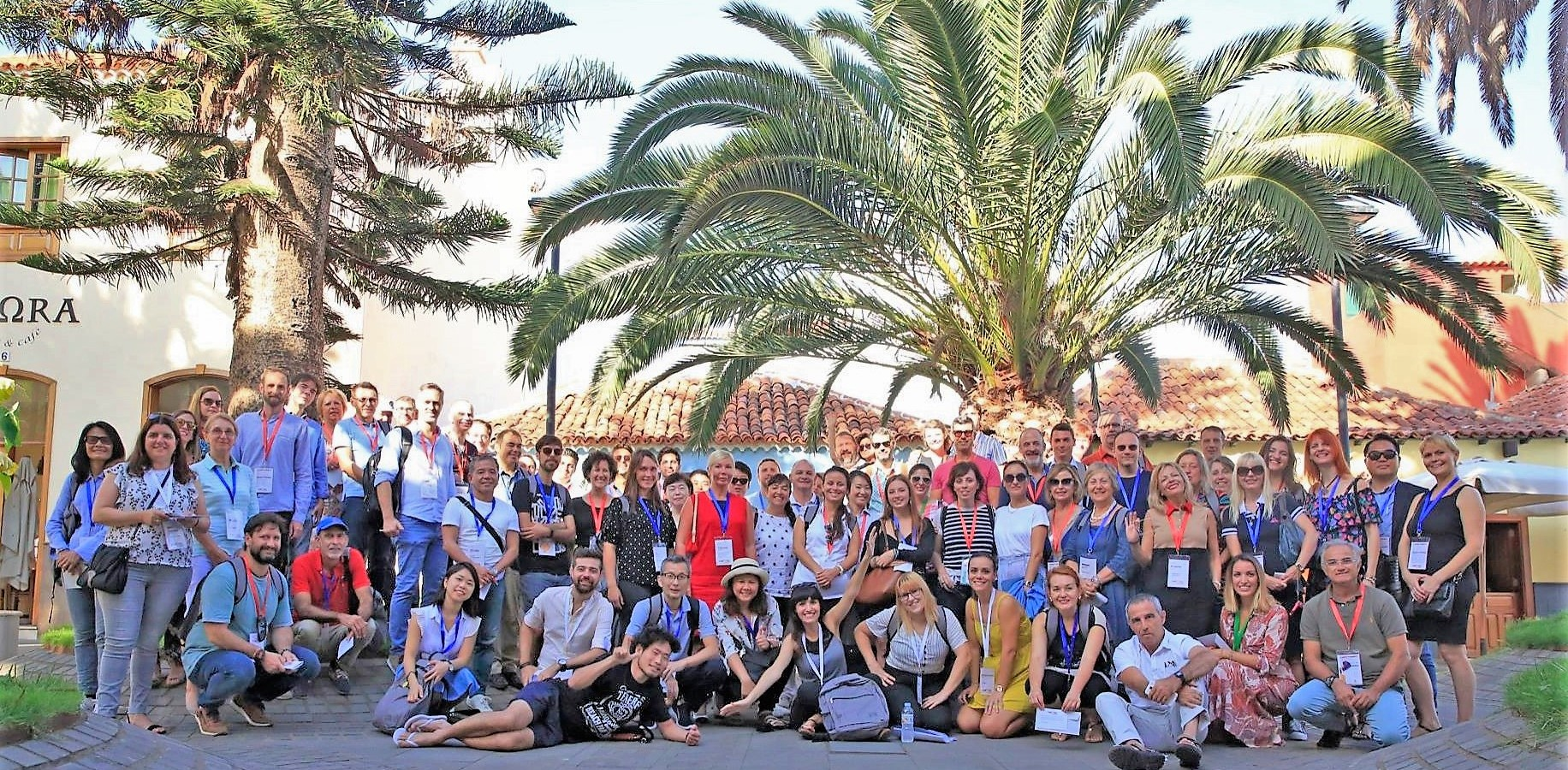 Verbalists with best Spanish schools - FEDELE 2018 Tenerife