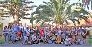 Verbalists with best Spanish schools - FEDELE 2018 Tenerife