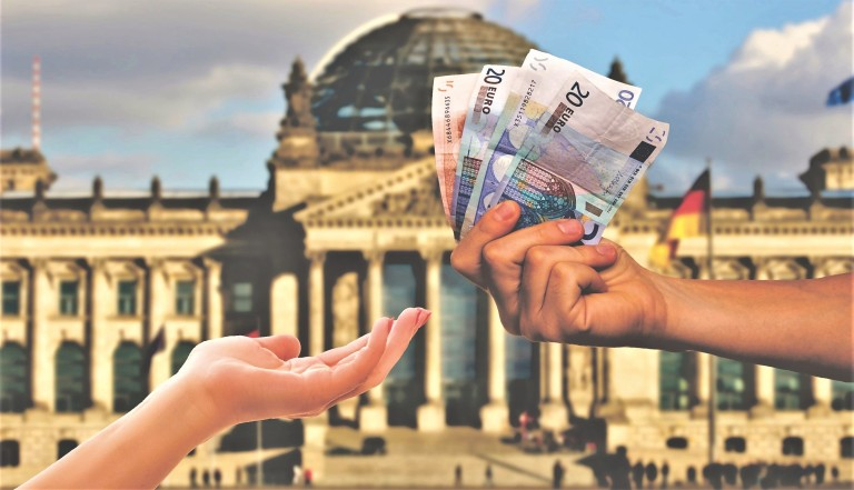 Proof of funds, Study in Germany