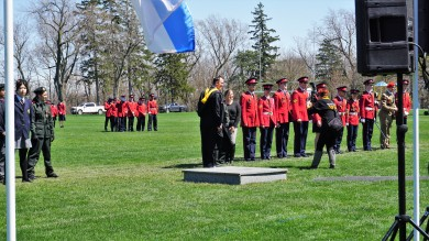 Ridley College cadets, annual parade, PRODIREKT