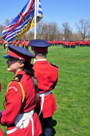 Ridley College cadets, PRODIREKT