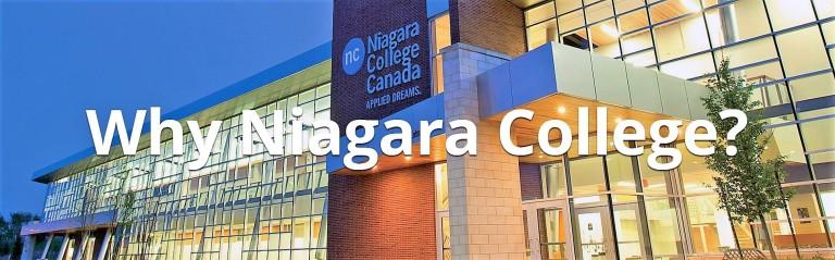 Study in Canada, Why Niagara College, PRODIREKT