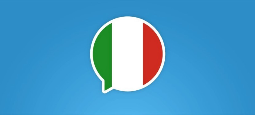Why Italians use dozens of words for simpleinstructions
