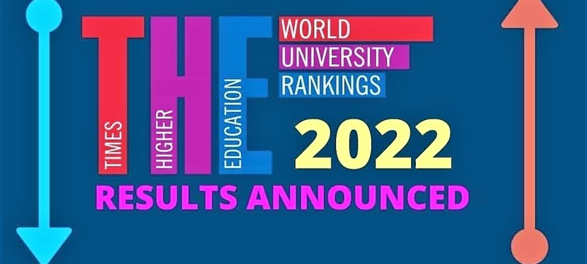 THE World University Rankings2022