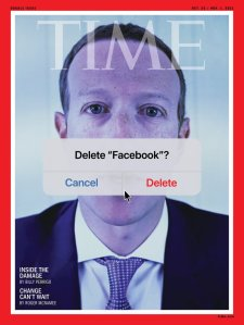 Are we witnessing a Facebook crisis or an existential crisis faced by the media itself?